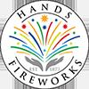 Alt text: HandsFireworks2