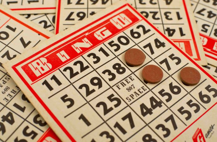 Alt text: bingo card